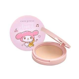 My Melody Pore Blurring Powder Pact