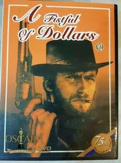 DVD - A FISTFUL OF DOLLARS (1964)