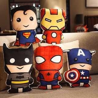 Superheroes Cushions