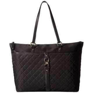 Tommy Hilfiger Women's Thea Quilt Nylon Tote