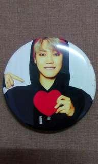 Jimin BTS Badge