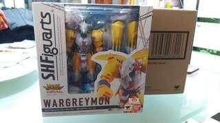 數碼暴龍 Digimon 戰鬥暴龍獸 Wargreymon
