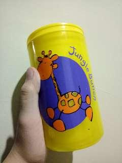 YELLOW GIRAFFE CUPS