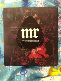 Mr. - Everyone Concert 01 (2CD)