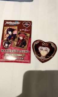 [WTT/WTS] IDOLiSH7 Osaka Sogo Heart Badge