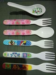 (GOOD DEAL❗) ASSORTED UTENSILS FOR KIDS