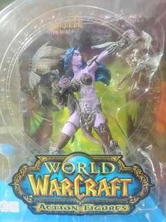 World of Warcraft Alathena Moonfreeze with sorna