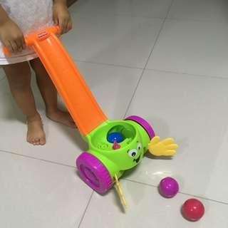 Fisher Price Baby Walker with Balls