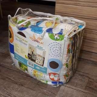 12 Piece Baby Crib Set