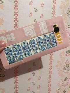 Nail sticker flower / stiker kuku bunga