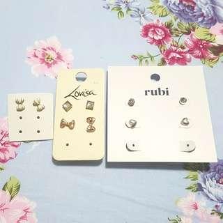 [BN] Ear Studs (5 pairs)