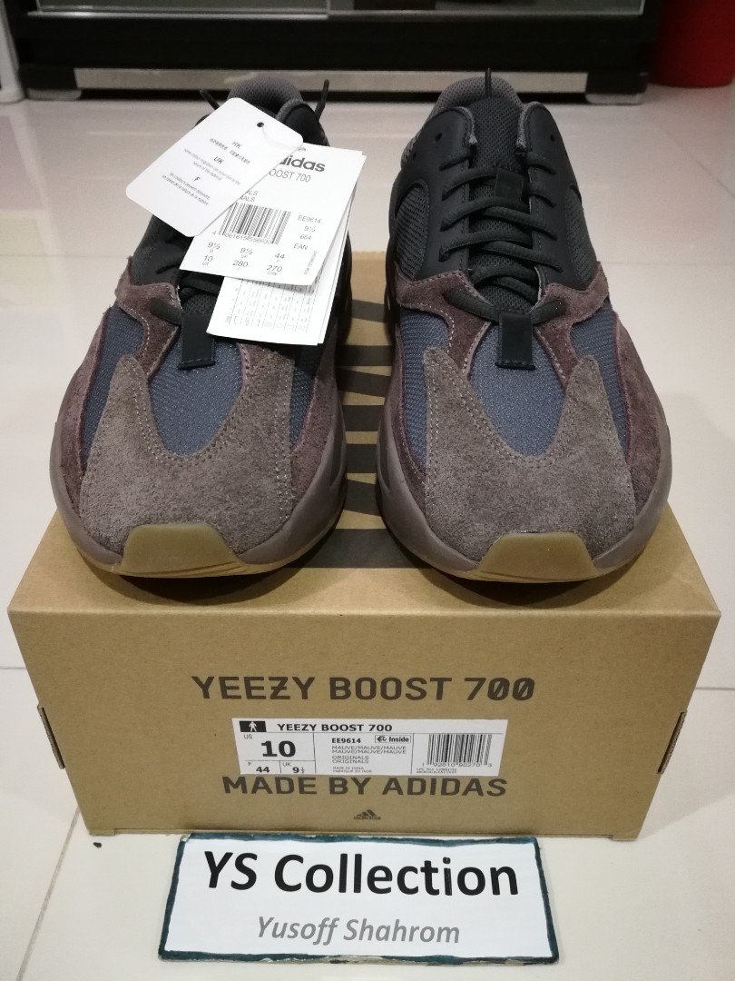 big sale 69154 1c24a Adidas Yeezy Boost 700 Mauve