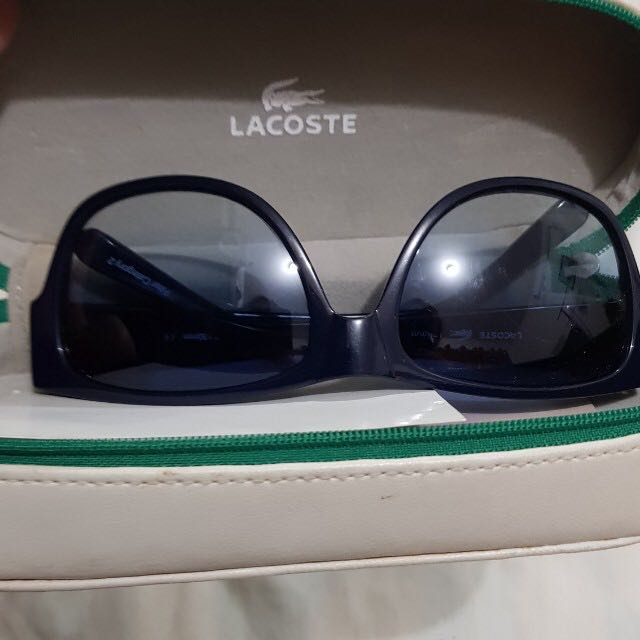 9daaf257e9 Authentic Lacoste shades