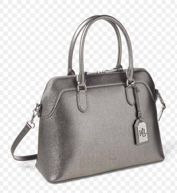 💕Authentic Polo Ralph Lauren Saffiano Leather Bag 1dbe77c9abfd1
