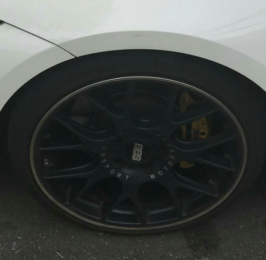 Bbs Rims From Bmw 335i Coupe For Sale Original Rims Needed For Exchange Car Accessories Tyres Rims On Carousell