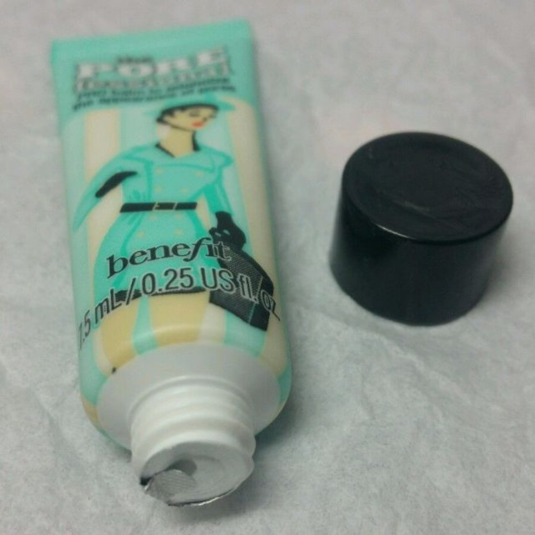 BENEFIT the POREfessional Face primer Travel Size 7.5mL NEW & AUTHENTIC [PRICE IS FIRM, NO SWAPS}