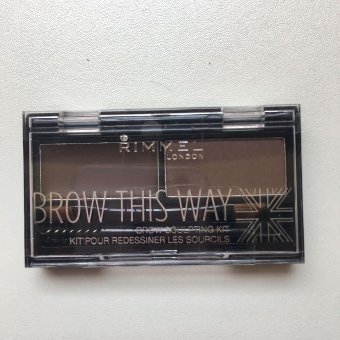 BRAND NEW Rimmel Brow This Way Brow Pomade and Powder