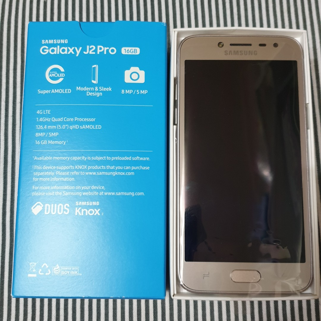 Brand new Samsung J2 Pro