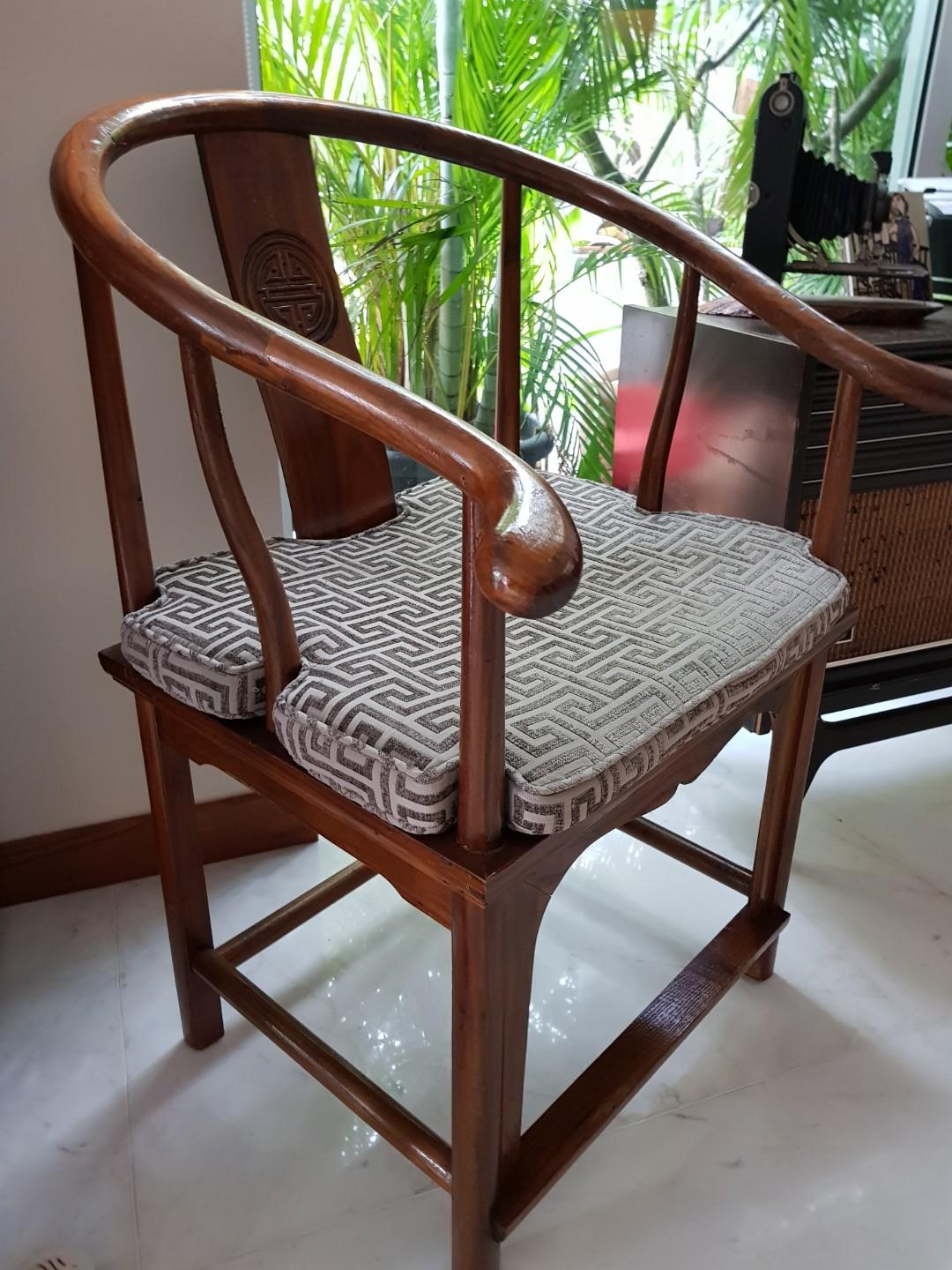 Chinese Antique Chair Furniture