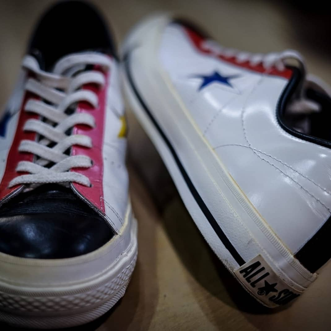 Converse j 1 star made in japan 6e4c3bf45