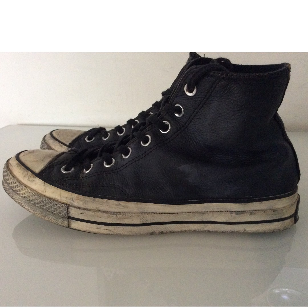 CONVERSE All Star Leather 356629cb9