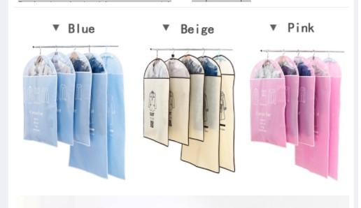 Dust Cover Bag Hanging Clothes