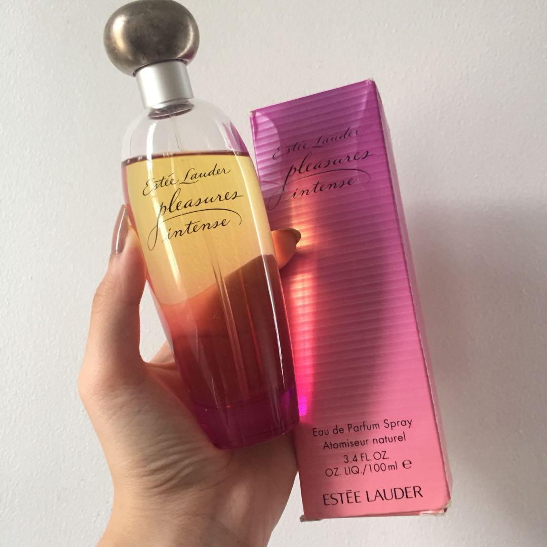 Perfume Estée Lauder Intense On Carousell Pleasures ED9I2H