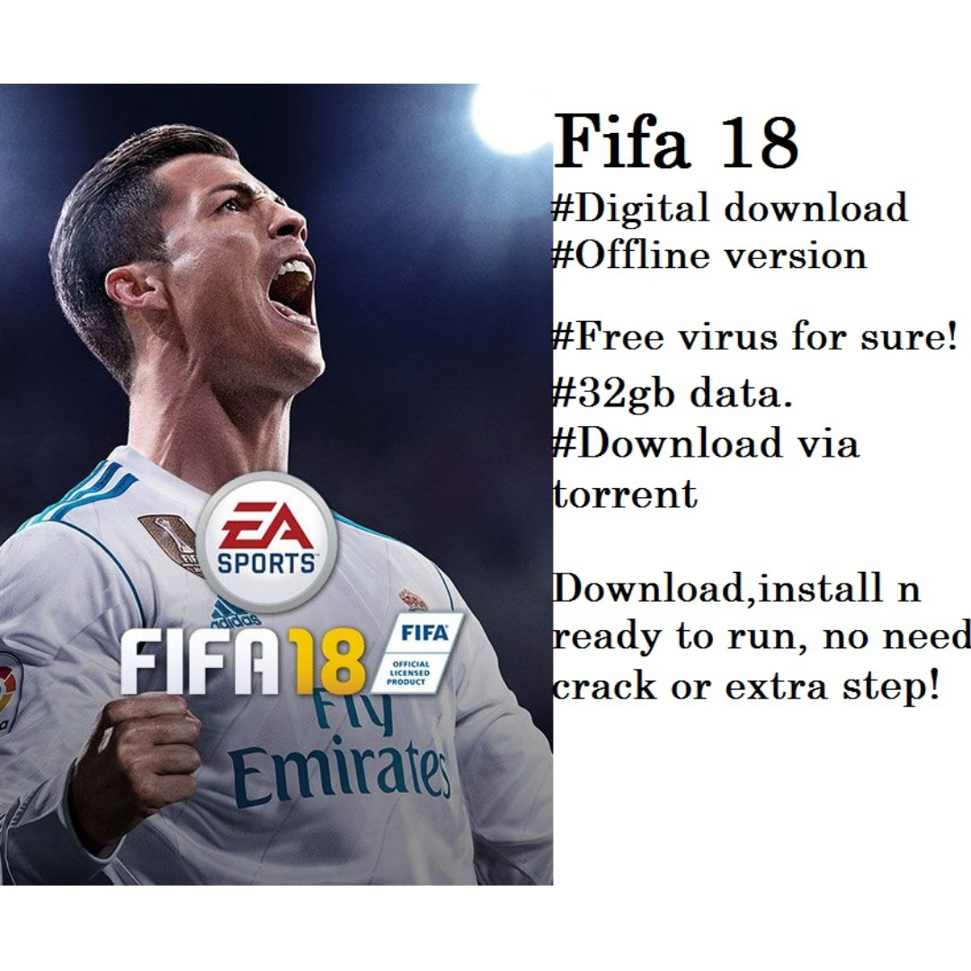 download game fifa 18 offline pc