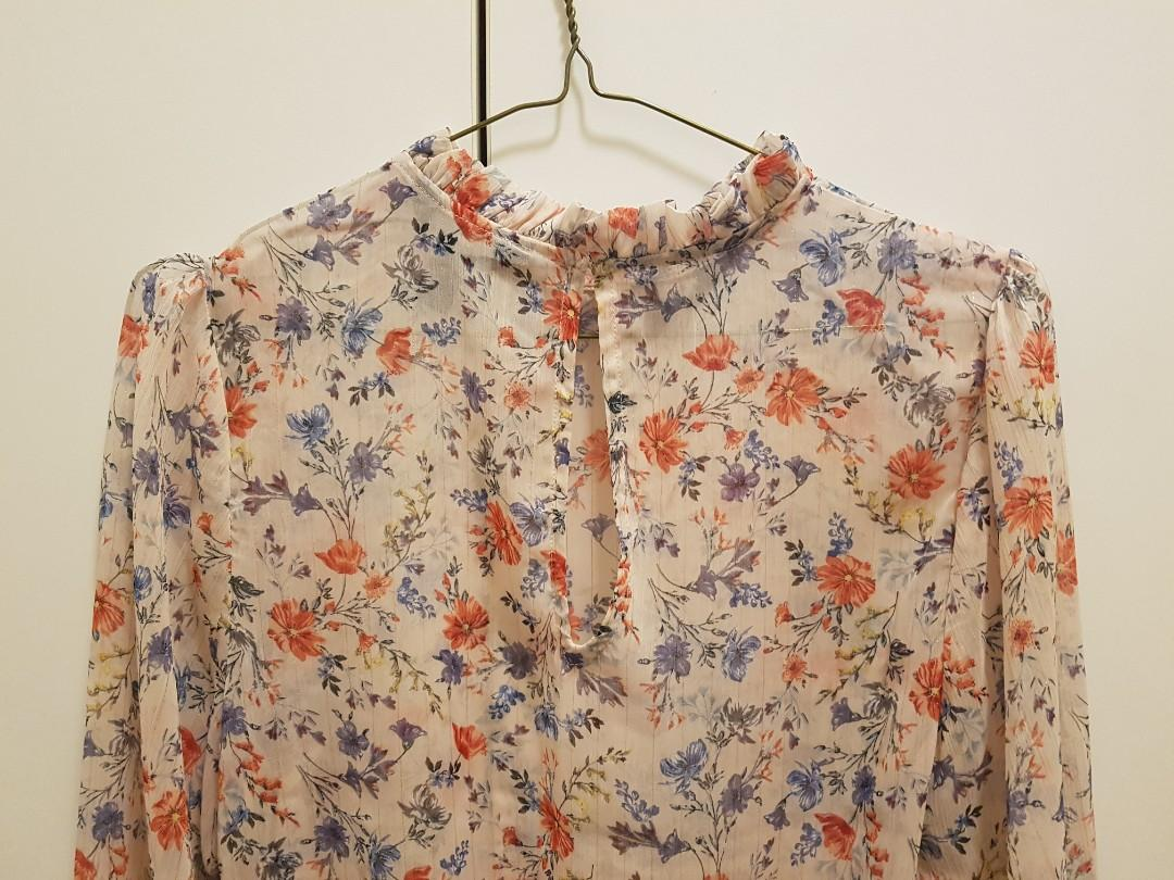 Floral New Look Top