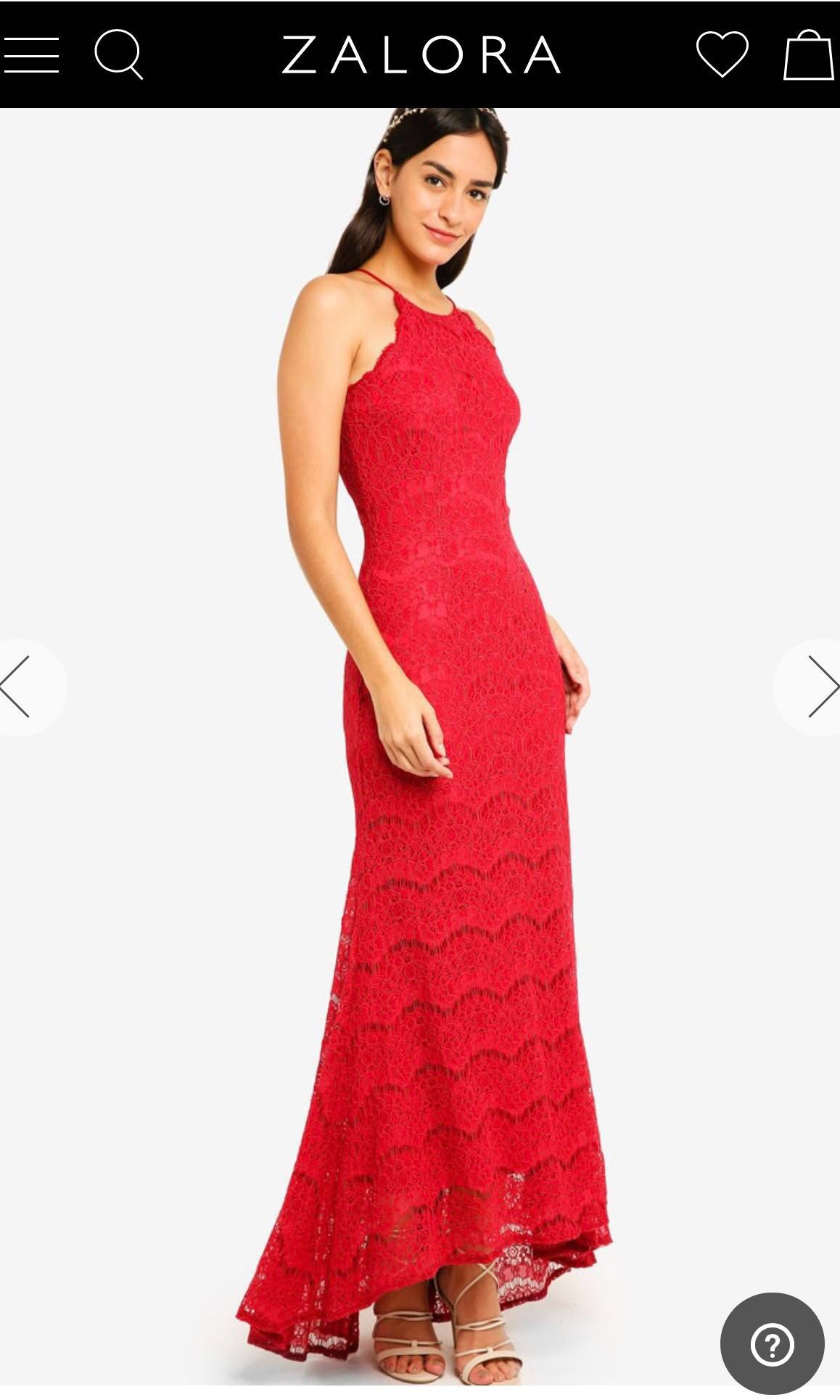 0ee1b862f30 Red Lace Dress Formal - Data Dynamic AG
