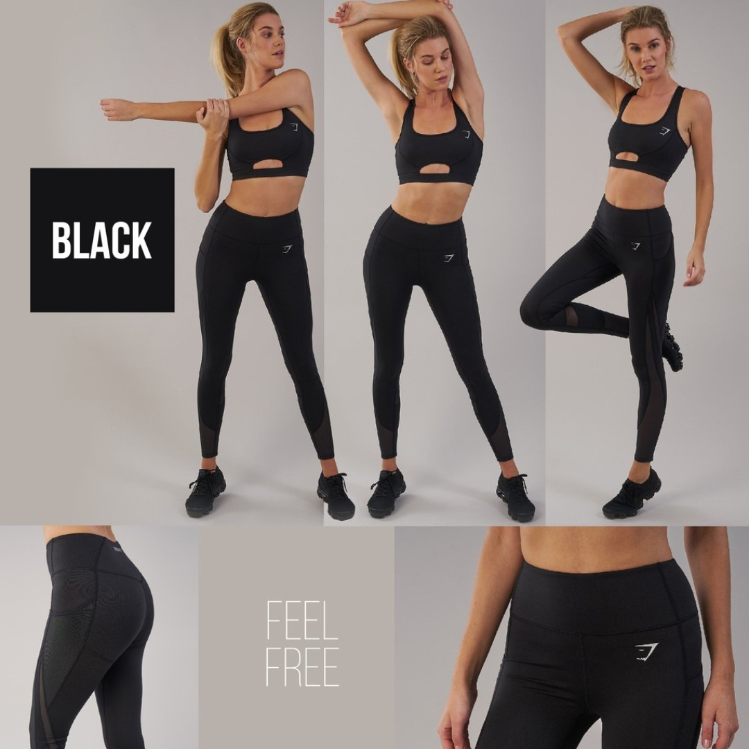 61da70f140b818 Gymshark Leggings [LIMITED SLOTS FOR PRE-ORDER], Sports, Sports ...