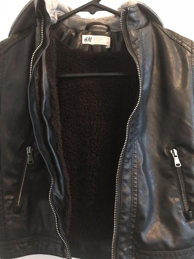 H&M Boys Jacket 4-5 Years