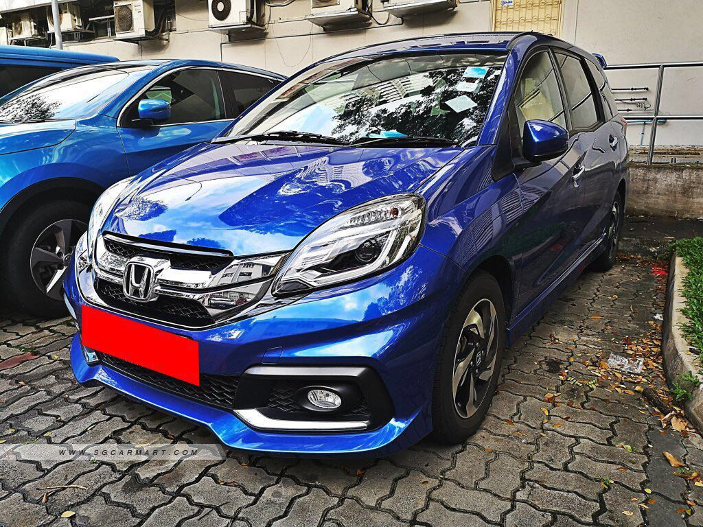 Honda Mobilio 1 5a Rs I Vtec Luxe Opc Revised Opc Scheme Use Full