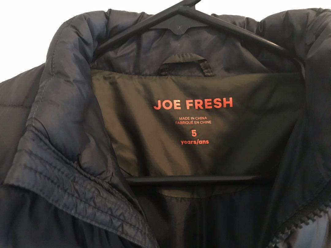 Joe Fresh Boys Jacket - 5 Years