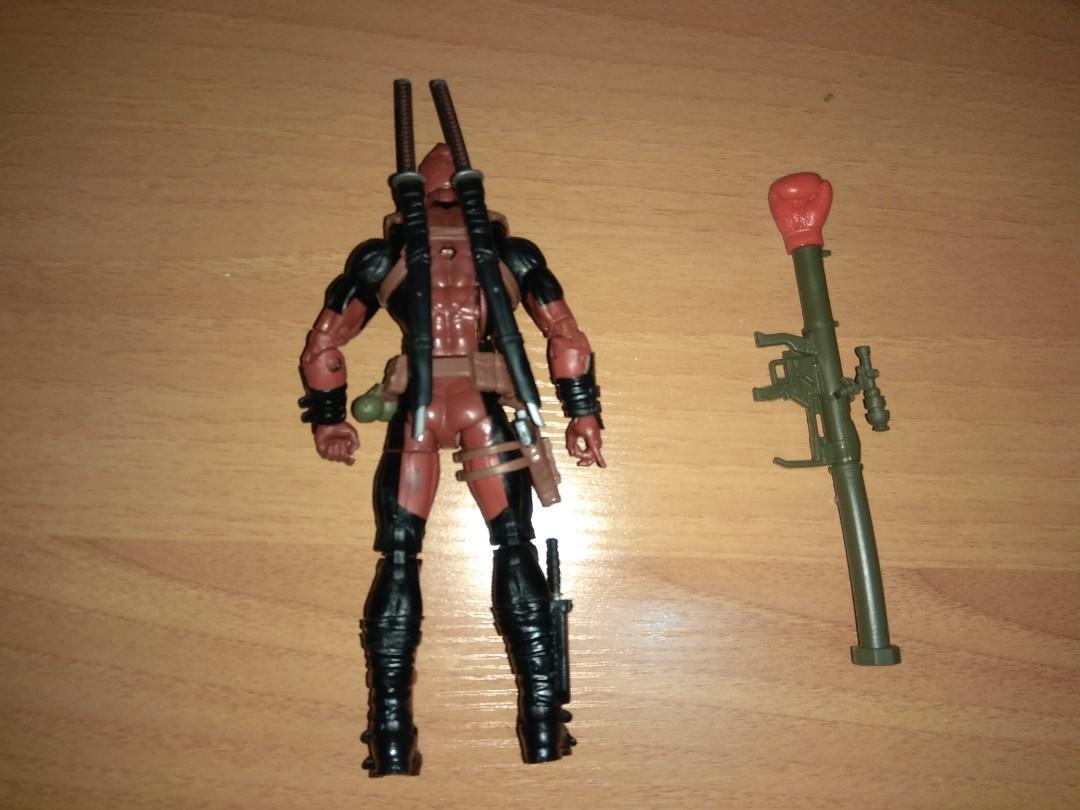 Marvel Legends 6吋 Deadpool 死侍