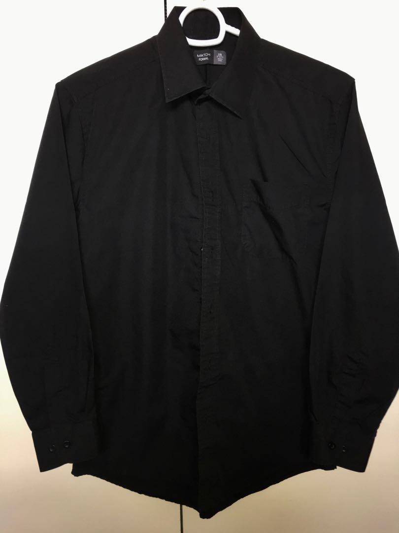 Match Formal Polo Shirt