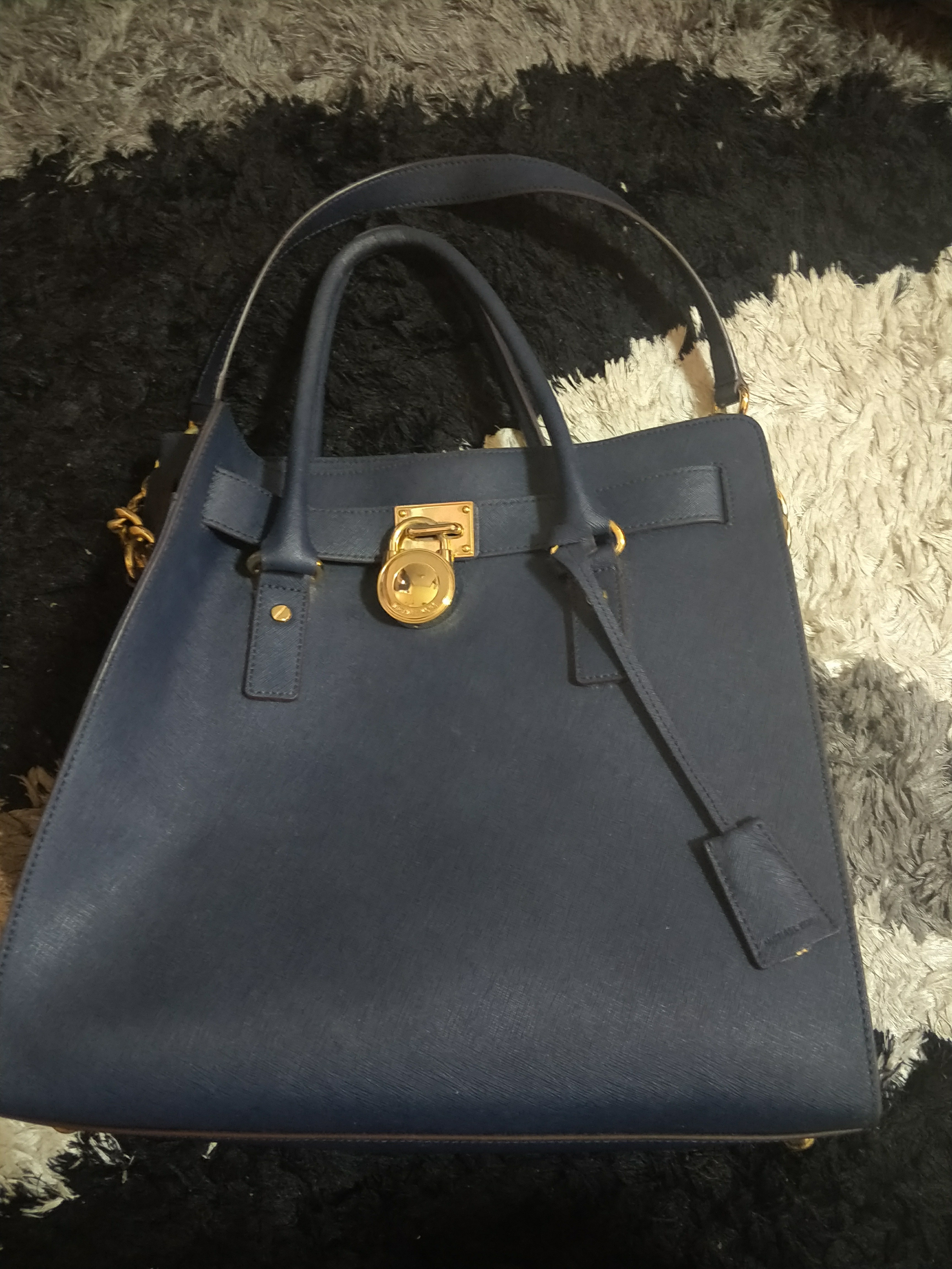 8fe9c787211b Michael Kors Hamilton large bag, Luxury, Bags & Wallets, Handbags on ...