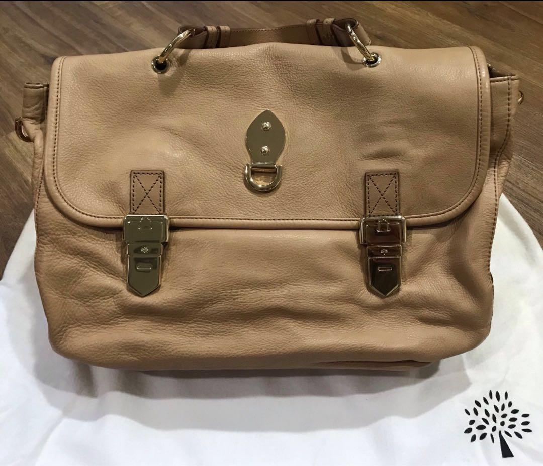 c71bf034e77e MULBERRY oversized Tillie Soft Matte bag