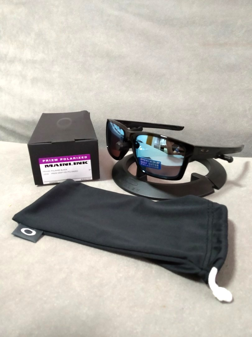 7100d193eed Oakley mainlink prizm deep water h2o polarized