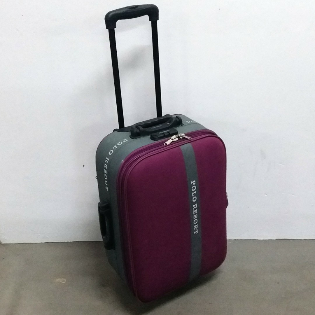 9008cef335 Polo Resort luggage bag