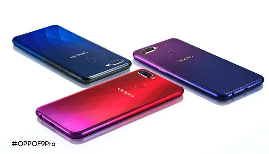 PROMOTION OPPO F9