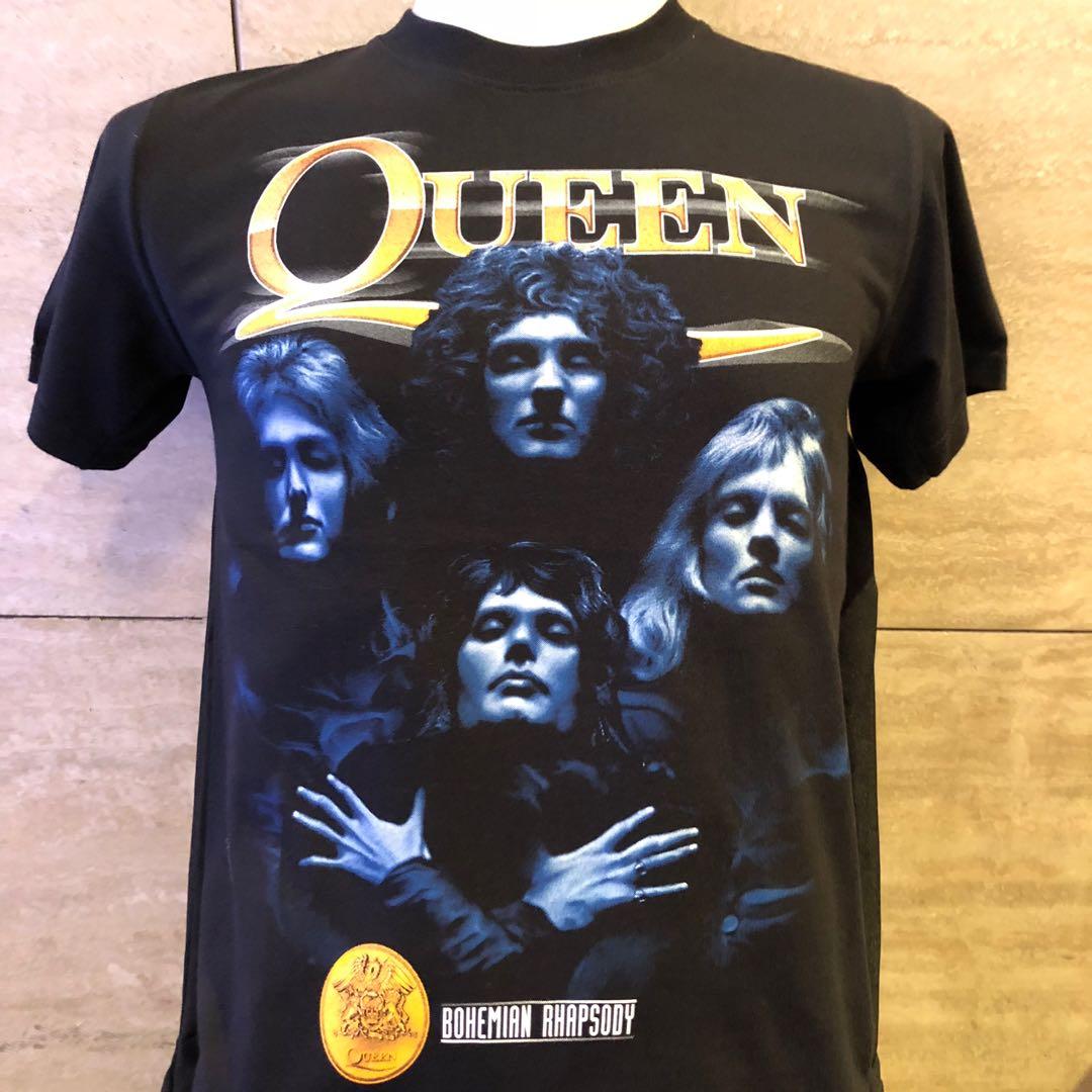 ed2deaf78 Queen bohemian rhapsody rock t shirt