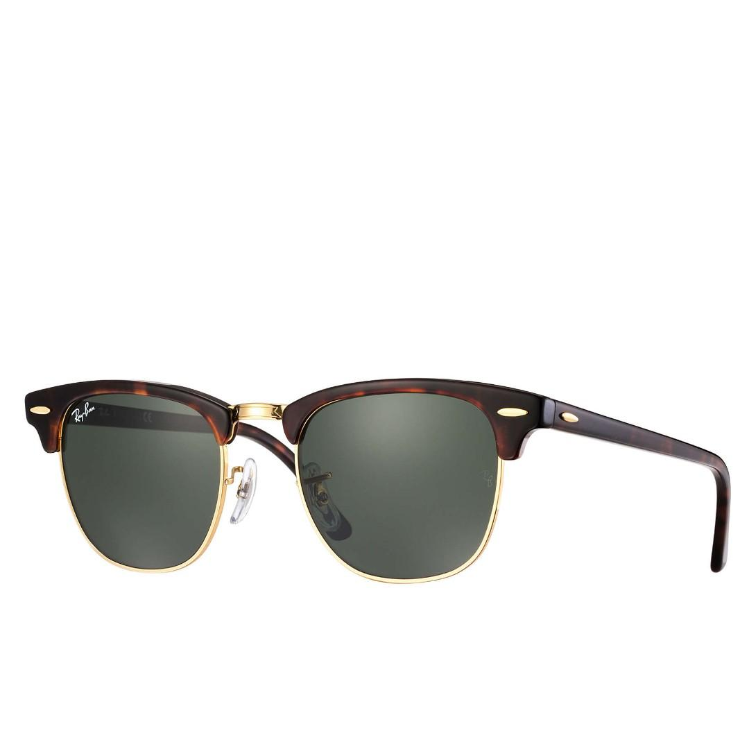 [9.9 SALE] Raybans Clubmaster RB3016 Tortoise - International fit