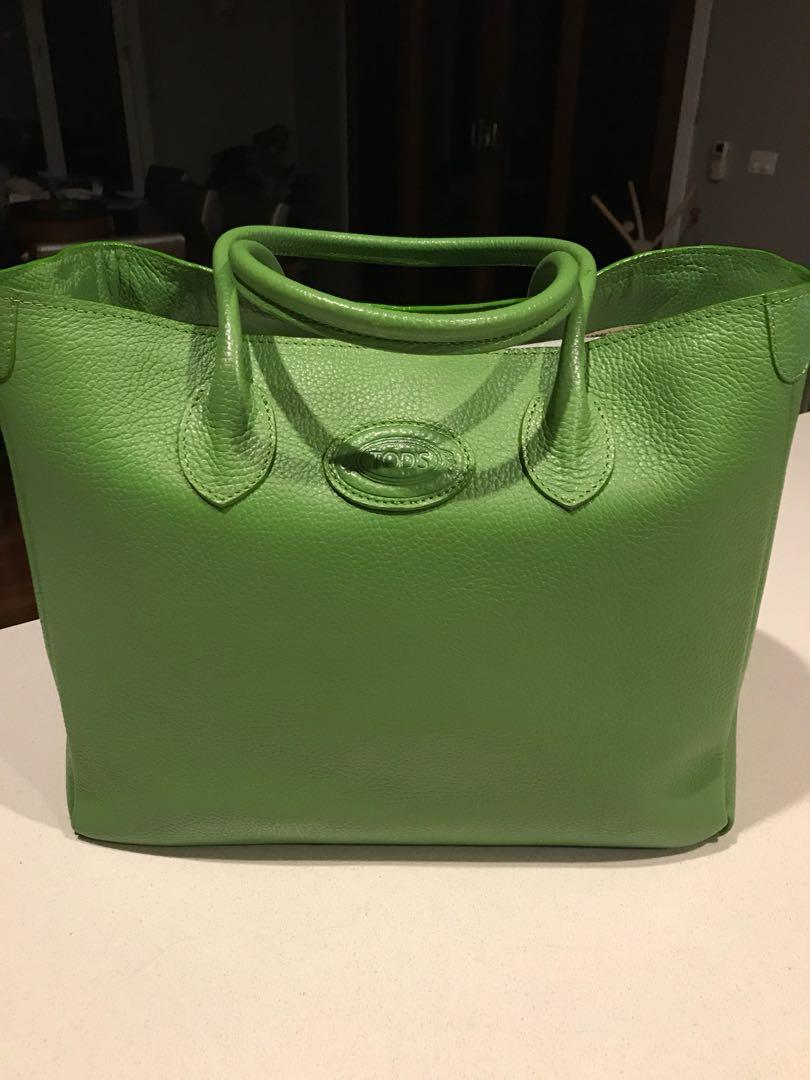 TOD's almost new shopper tote bag high quality hardly used