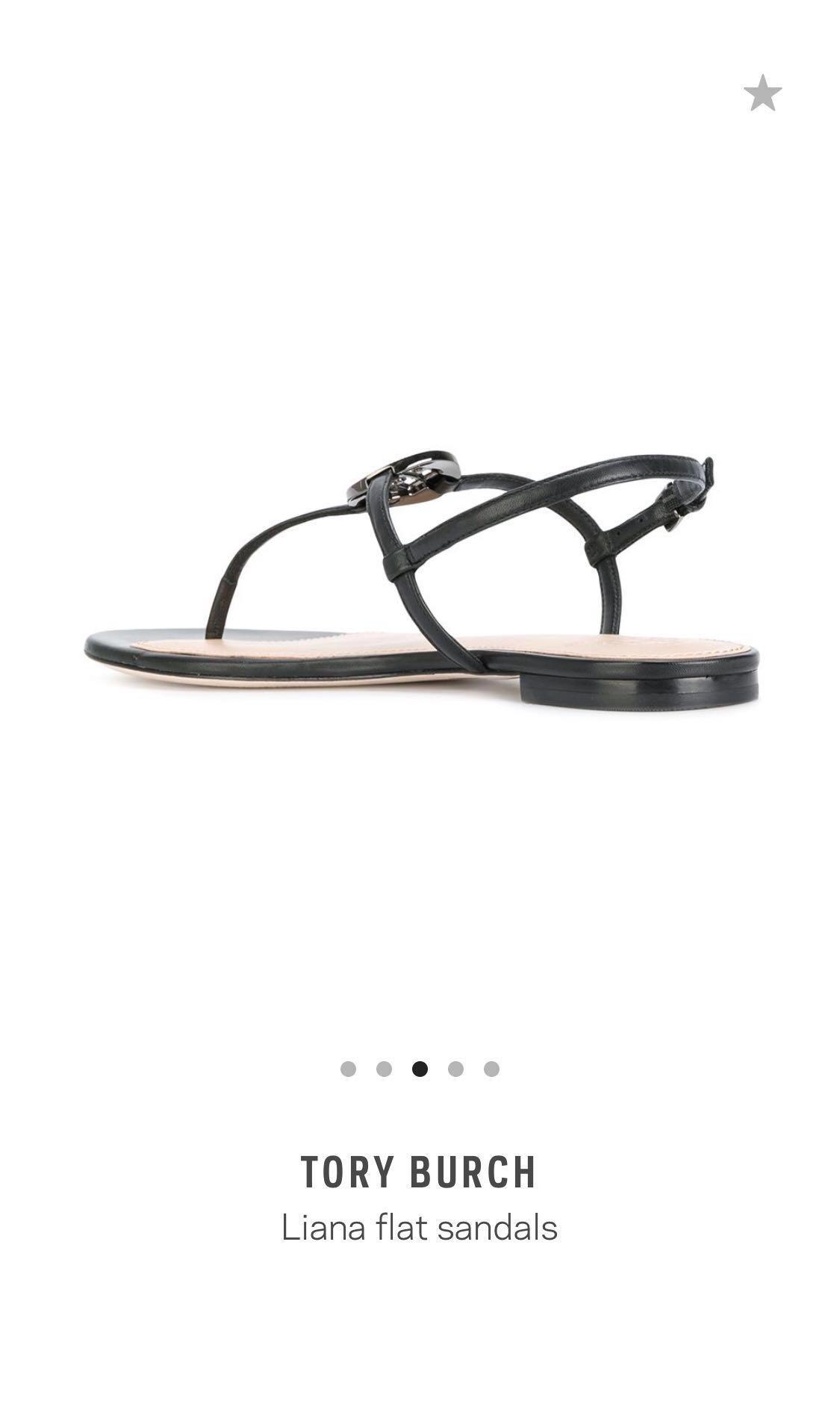 a423200f0 Tory Burch Liana Flat Sandals