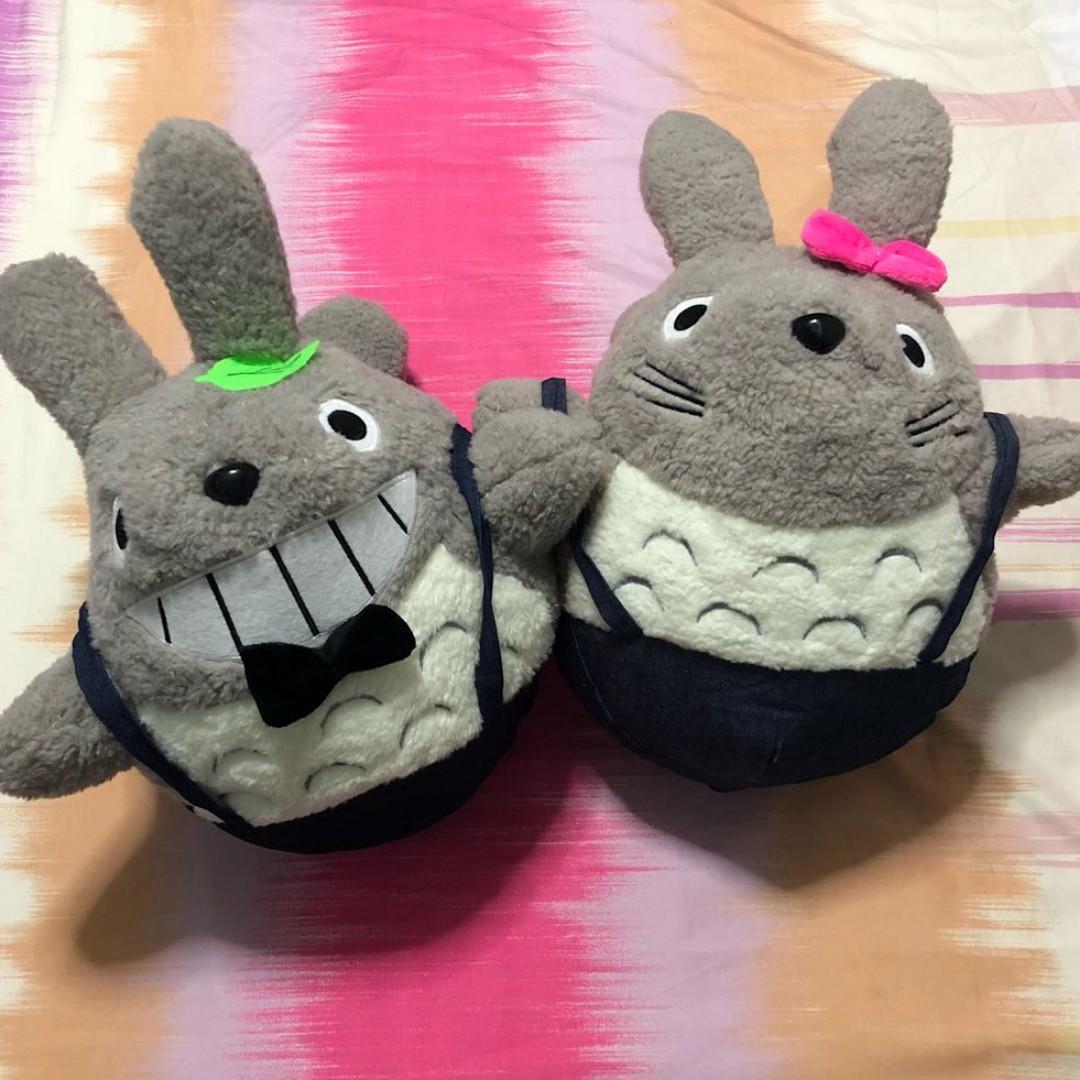 547f7a9294c7 Totoro 2-in-1 plush blanket
