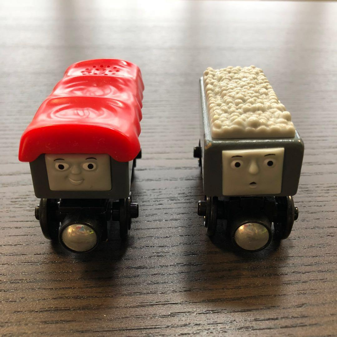 Troublesome Trucks From Fisher Price Thomas The Train Wooden