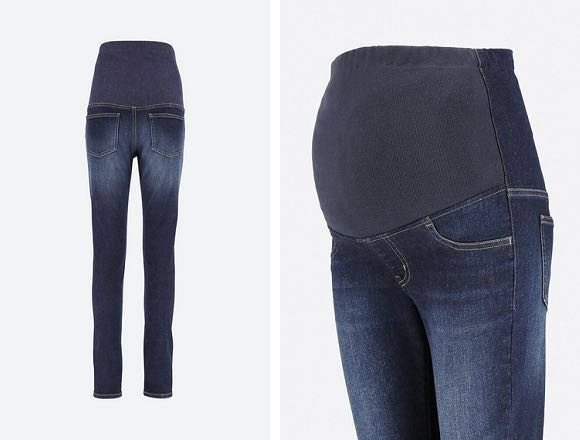 b3fe888abd175 Uniqlo Maternity jeans , Babies & Kids, Maternity on Carousell