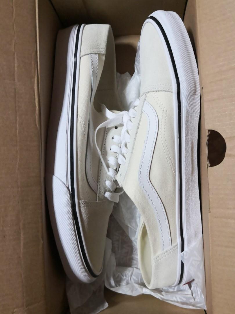 Vans Old Skool Mule Classic/True White