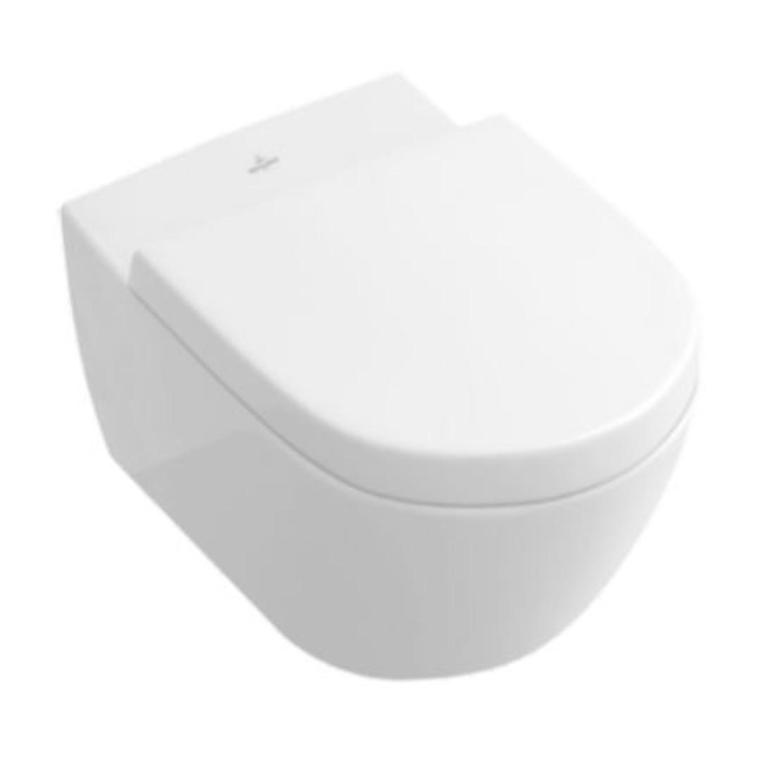 Villeroy & Boch Subway 2.0 Rimless WC